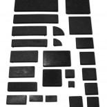 플라스틱 앤드캡 (흑색) (1530,20,30용)