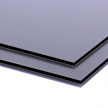 알루미늄 코팅 판넬(4T) - 회색